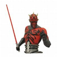 Star Wars The Clone Wars: Darth Maul - Vinyl Bust Money Bank